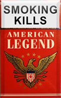 American Legend Red