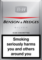 Benson & Hedges Silver