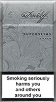 Davidoff Silver Super Slims