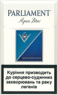 Parliament Aqua Blue