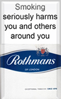 Rothmans King Size Blue