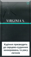 Virginia S. Menthol Super Slims 100s
