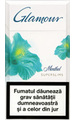Glamour Super Slims Menthol Aroma 100s