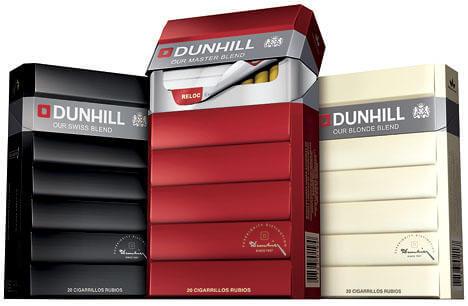 Cigarette Dunhill