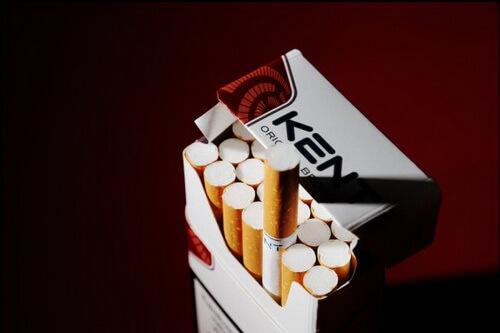 Cigarette Kent