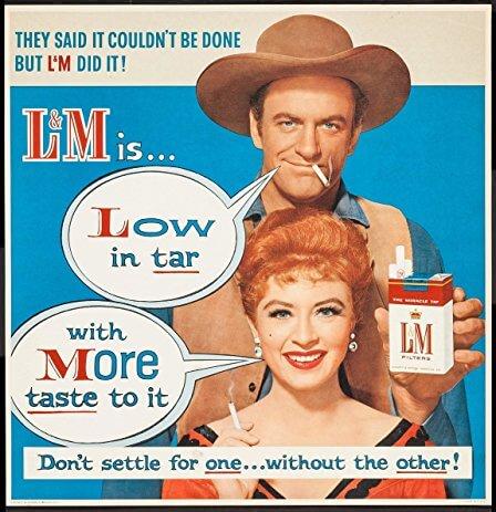 Cigarette L&M